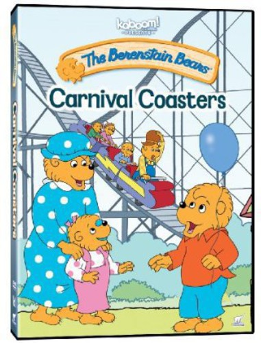 The Berenstain Bears: Carnival Coasters