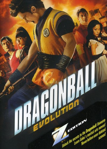 Dragon Ball Evolution: Z Edition [Widescreen]