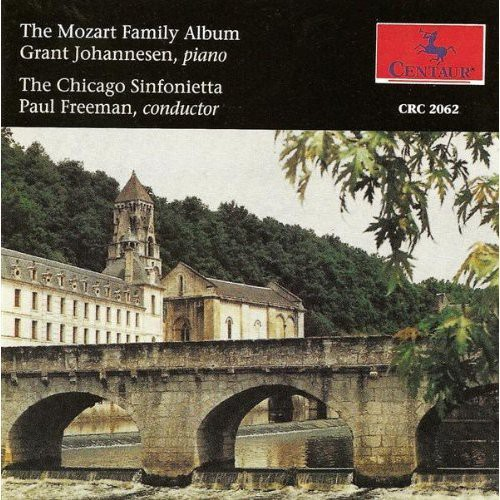 Mozart Family Album