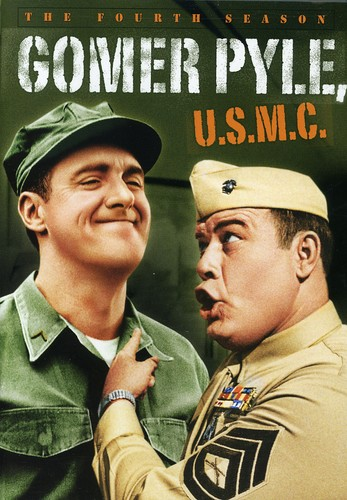Gomer Pyle U.S.M.C.: The Fourth Season [Full Frame] [5 Discs] [Sensormatic]