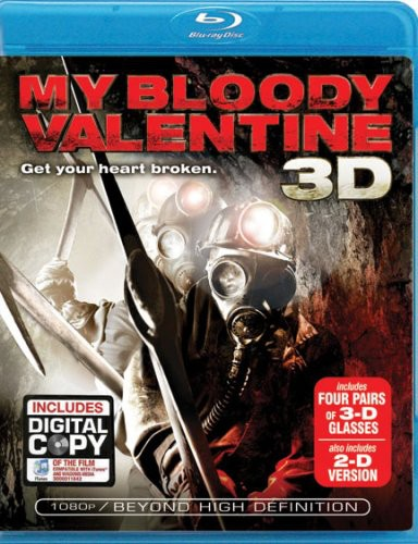 My Bloody Valentine 3-D [Widescreen] [With Standard Digital Copy] [3-D Glasses]