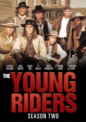 The Young Riders: Season Two