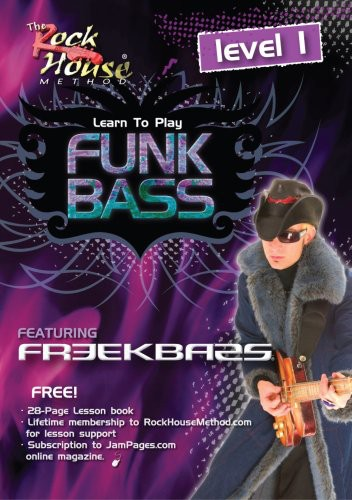 Learn Funk Bass Level 1: Featuring Freekbass