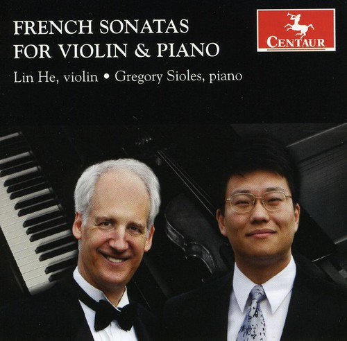 French Sonatas for Violin & Piano