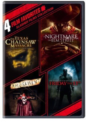 4 Film Favorites: Slasher Films Collection