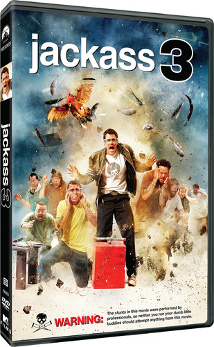 Jackass 3 [Widescreen] [Unrated/ Rated Versions]