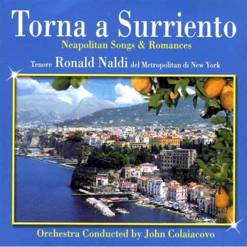 Torna a Surriento 2 [Import]