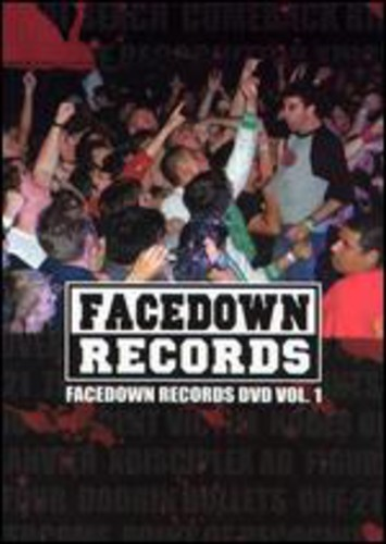 Facedown, Vol. 1 [Import]