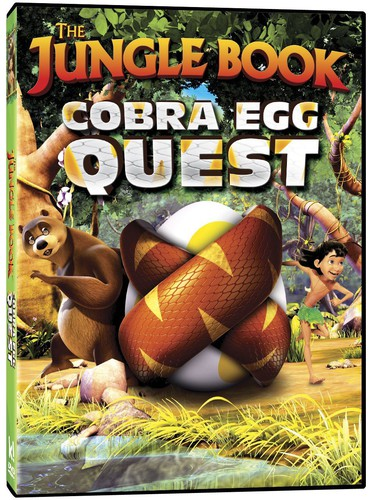 Jungle Book: Cobra Egg Quest