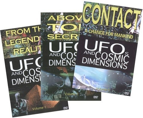 Ufos & Cosmic Dimensions