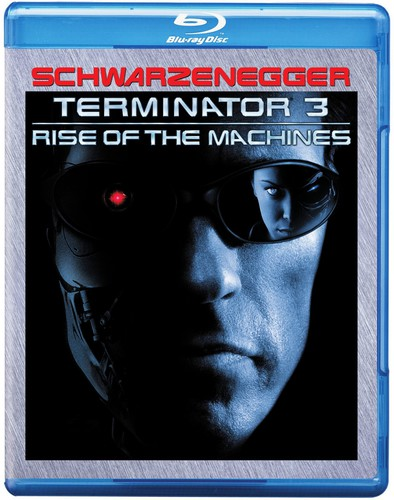 Terminator 3: Rise Of The Machines [Widescreen]