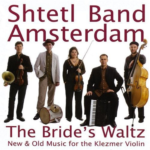 Bride's Waltz: New & Old Music for Klezmer Violin