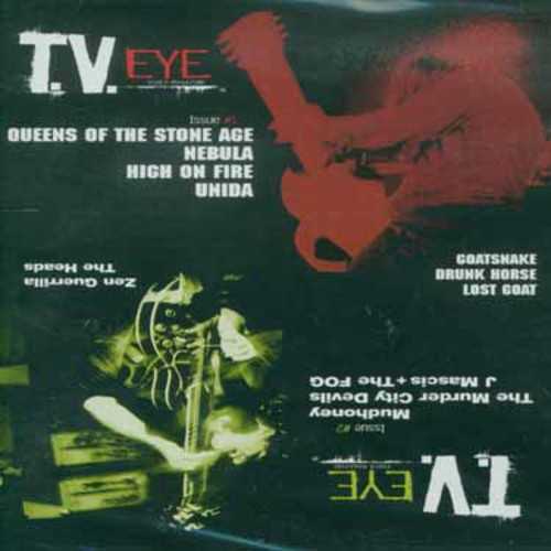 T.V.Eye Video Magazine /  Various
