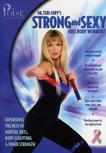 Dr. Teri Jory's Strong and Sexy Full Body Martial Arts and Boxing Workout