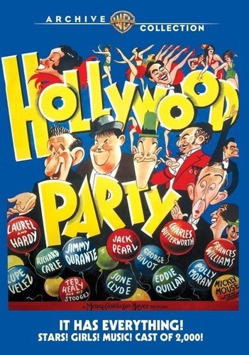 Hollywood Party (1934)