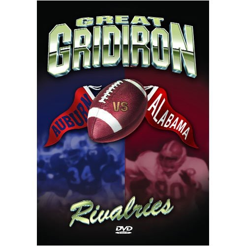 Alabama Great Gridiron Rivalries