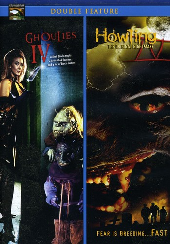 Ghoulies 4 & Howling 4: Original Nightmare