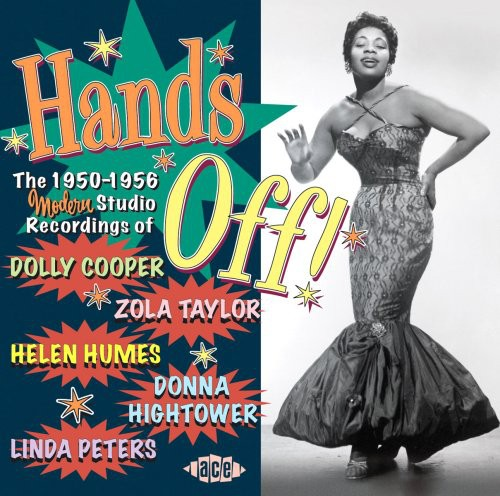 Hands Off! 1950-1956 Modern Studio Recording /  Various [Import]