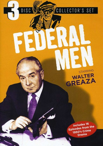 Federal Men [Box Set]