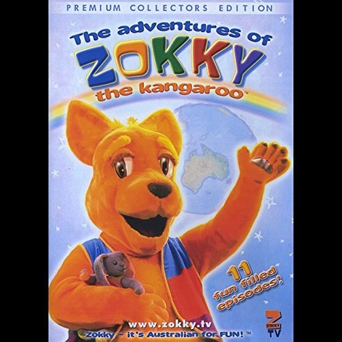 Adventures of Zokky the Kangaroo