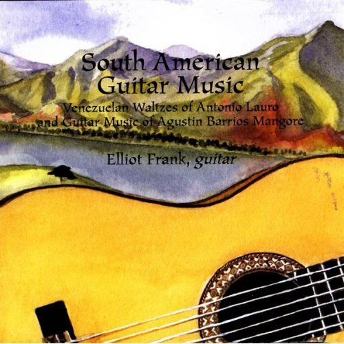 South American Guitar Music