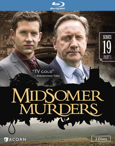 Midsomer Murders: Series 19: Part 1
