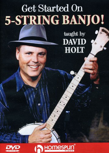 Get Started on 5 String Banjo