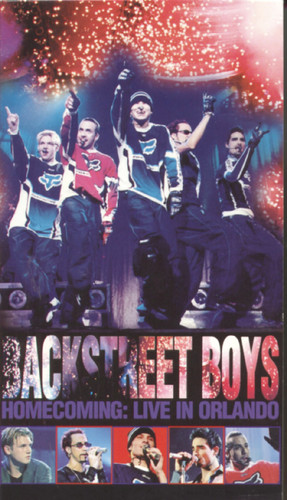 Backstreet Boys: Homecoming: Live in Orlando