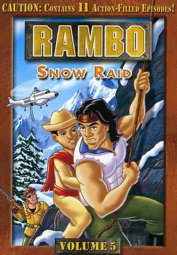 Rambo, Vol. 5: Snow Raid [Animated]