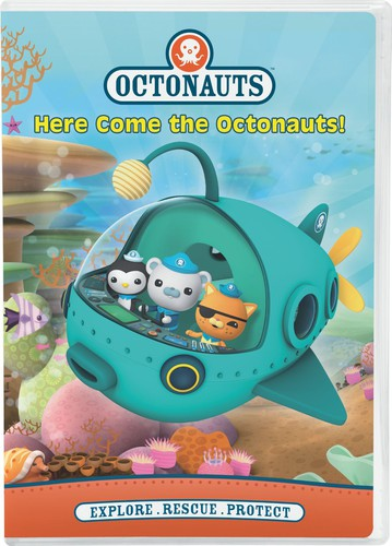 Octonauts: Here Come the Octonauts