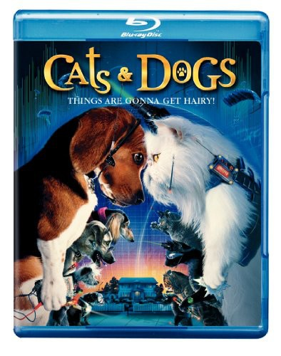 Cats and Dogs [WS] [With Movie Cash]
