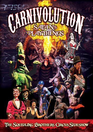 Carnivolution: Satan's Playthings