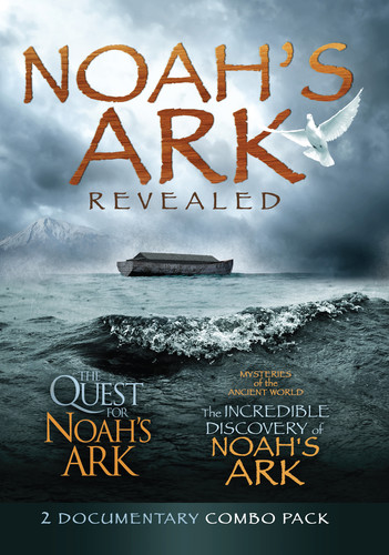 Noah's Ark Revealed: Documentary Combo Pack