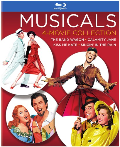 Musicals 4-Movie Collection