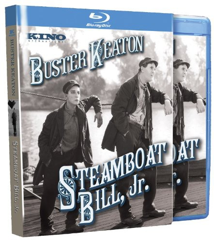 Steamboat Bill Jr: Ultimate Edition [Silent]