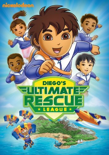 Diego's Ultimate Rescue League [Full Frame]