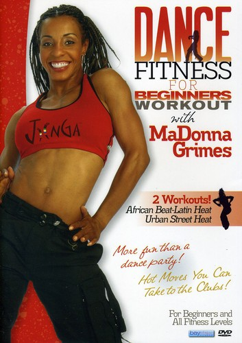 Dance Fitness Workouts: Urban Street & African