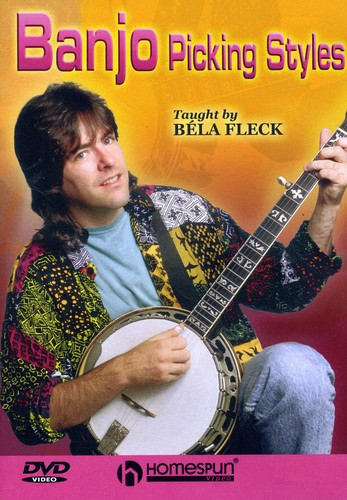 Bela Fleck Teaches Banjo Picking Styles