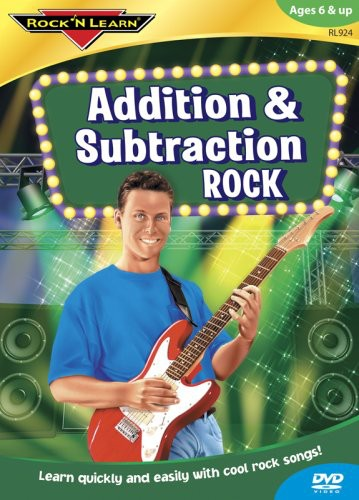 Rock N Learn: Addition & Subtraction Rock