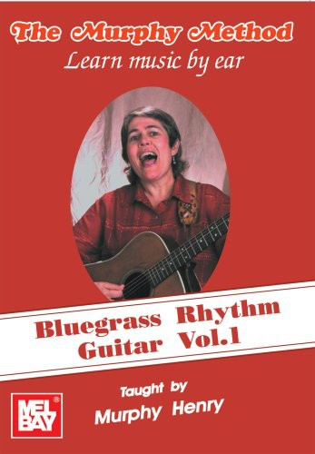 Bluegrass Rhythm Guitar-Learn Music By Ear 1