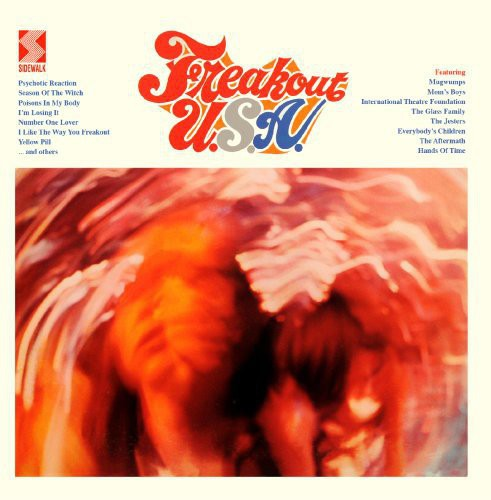 Freakout U.S.A. (Original Soundtrack)