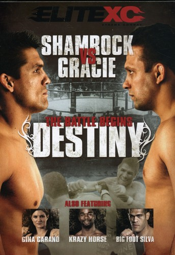 EliteXC: Destiny - Gracie Vs. Shamrock