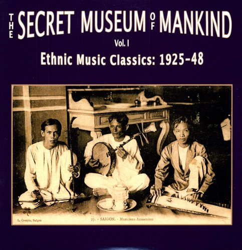 Secret Museum Of Mankind, Vol. 1: Ethnic Music Classics 1925-1948