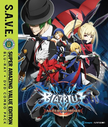Blazblue: Alter Memory: The Complete Series - S.A.V.E.
