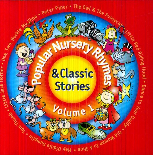 Nursery Rhymes & Stories 1
