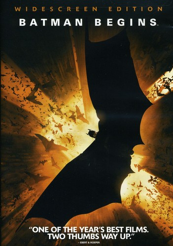Batman Begins [Widescreen]