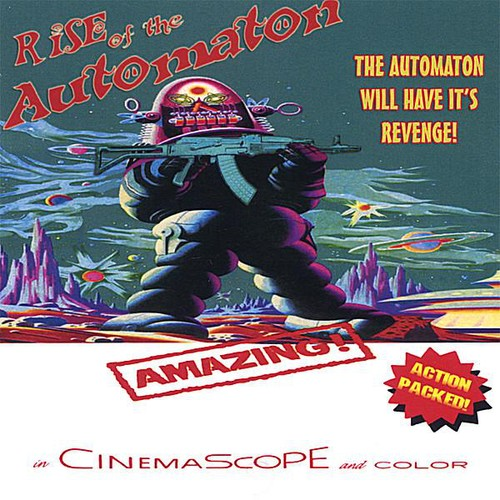 Automaton Will Have It's Revenge!