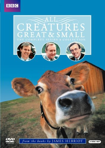 All Creatures Great & Small: The Complete Series 4 Collection