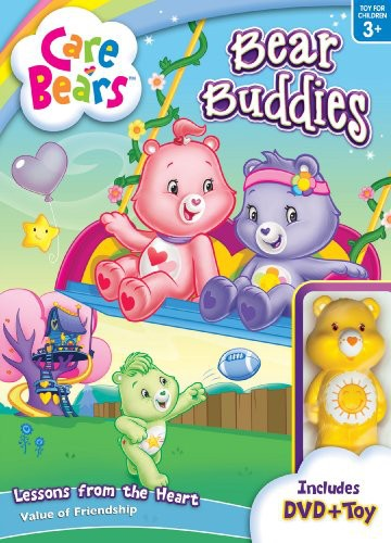 Care Bears: Bear Buddies [Full Frame] [With Care Bears Toy Figurine]