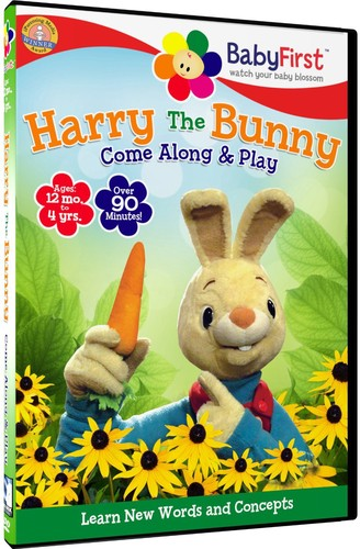 BabyFirst: Harry the Bunny: Come Along & Play